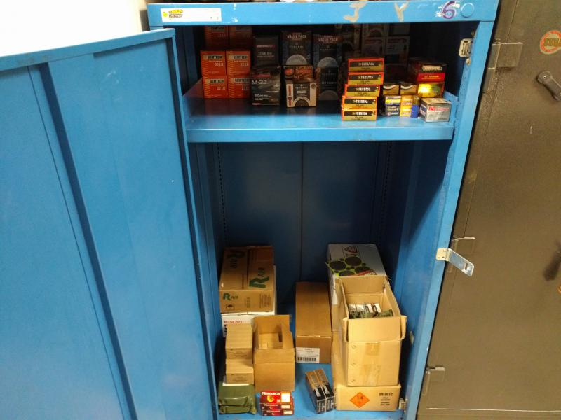 Ammo Storage Cabinet - Pirate4x4 Com : 4x4 and Off-Road Forum