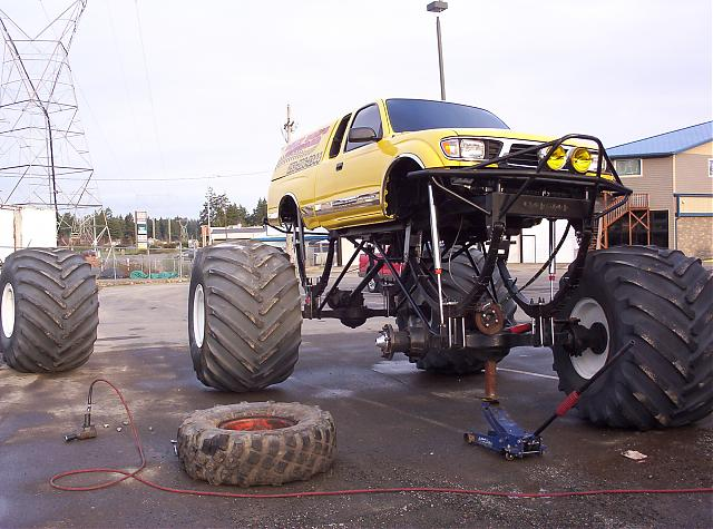 """Lifted Trucks For Sale In Az >> 66"""" Goodyear Terra Monster truck tires....... - Pirate4x4.Com : 4x4 and Off-Road Forum"""
