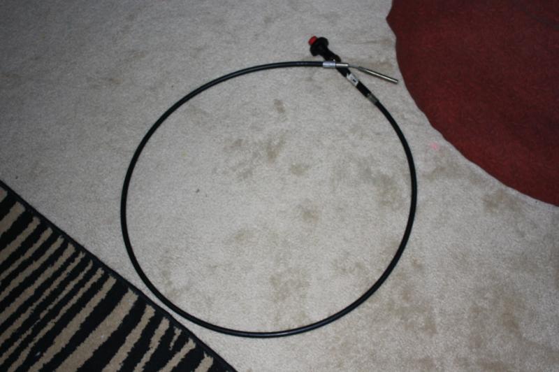 D Manual Cable Fuel Shutoff on Gm Fuel Shut Off Valve