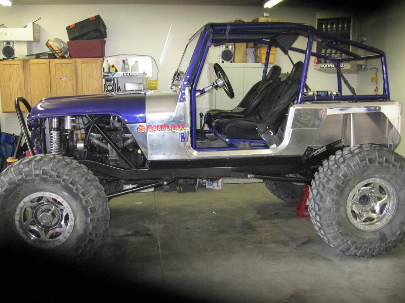 82 Cj Crawler For Sale  U0026quot Hound Dog U0026quot