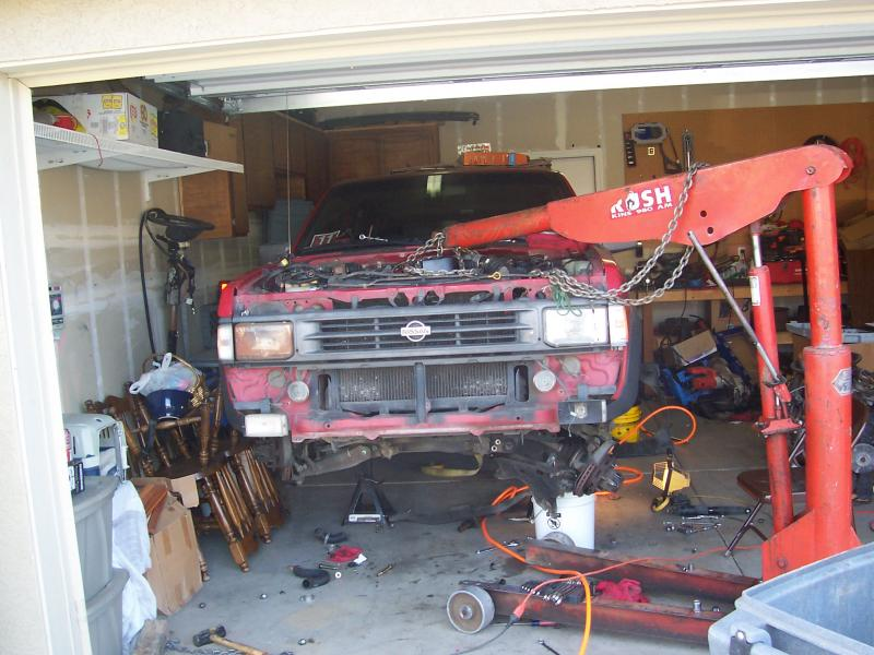 Nissan Pathfinder SAS project and 350 V8 - Pirate4x4 Com