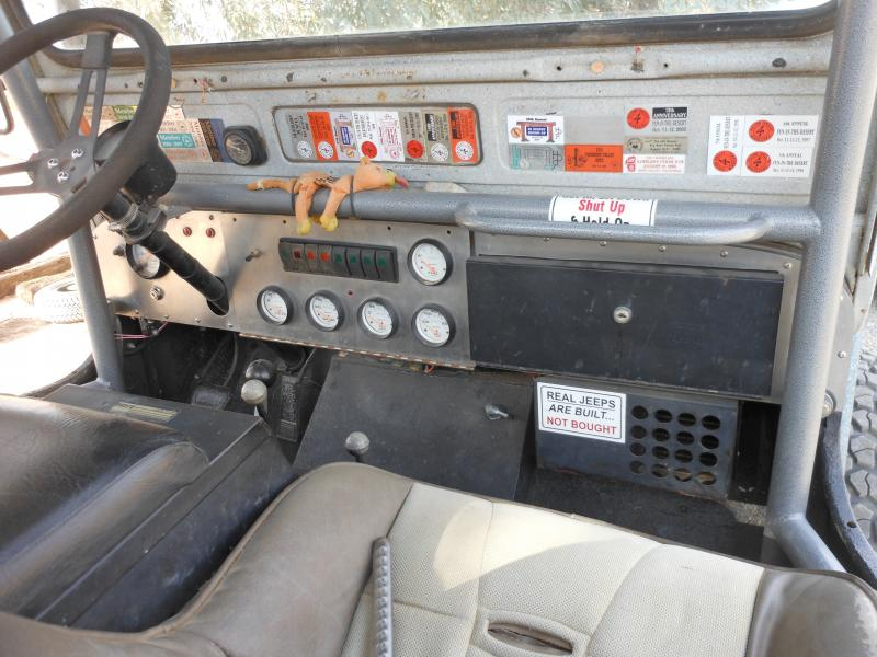 Small Heater That Would Fit In A Willys Pirate4x4 Com