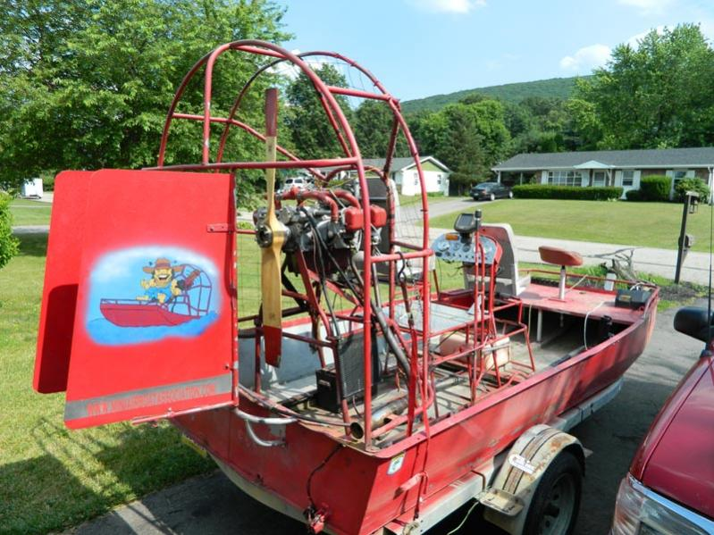 Building an airboat from scratch pirate4x4 4x4 and off road attached images malvernweather Images