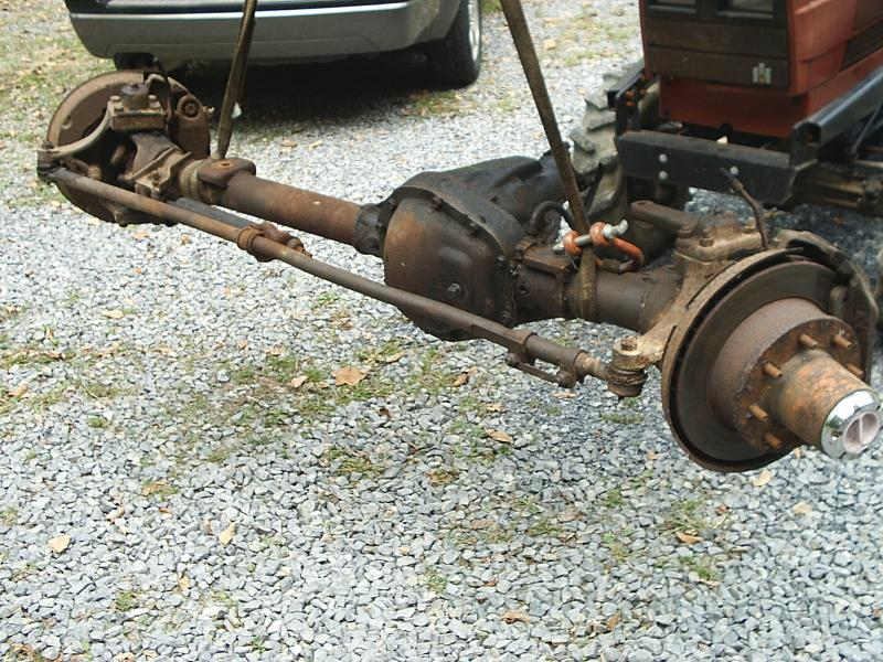 78 ford KP HP dana 60 - Pirate4x4 Com : 4x4 and Off-Road Forum