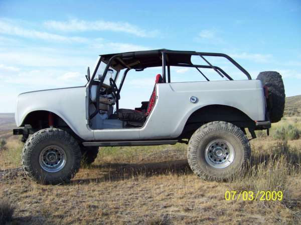 1967 International Scout 800 - Information and photos - MOMENTcar