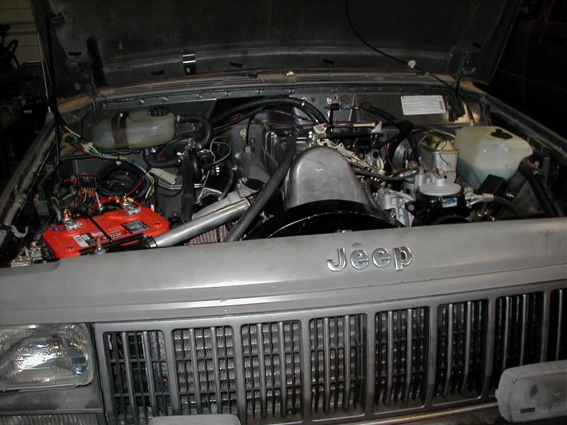 Jeep Cherokee Mercedes Diesel
