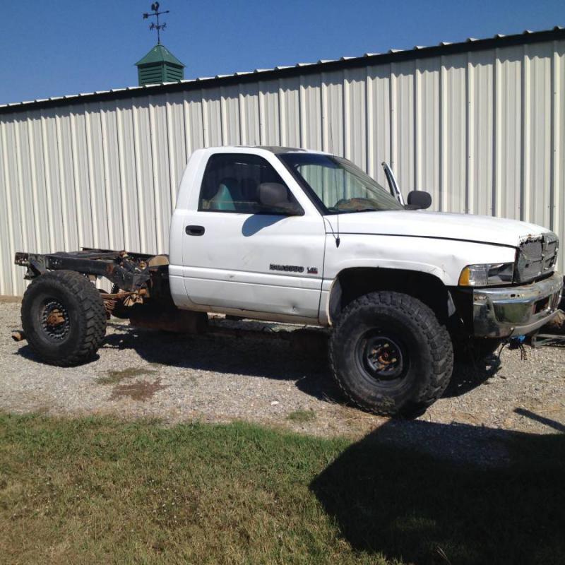 D Swapping Jeep Body Ram Gfdb Bflik X on 1991 Dodge Dakota White