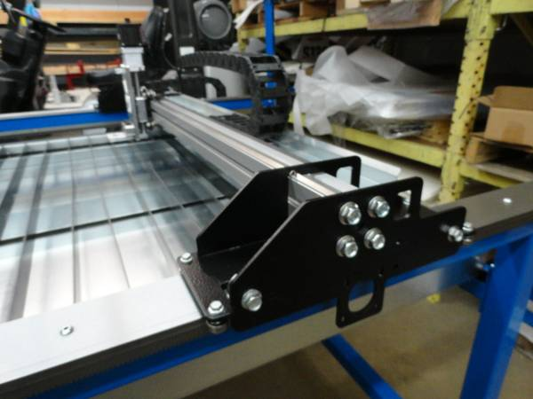 New 4x4 Cnc Plasma Cutter Table W Bladerunner Controls