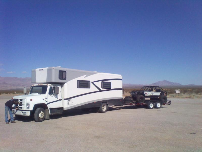 Semi truck conversion? - Page 2 - iRV2 Forums
