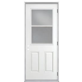 looking for a home entry door with a functioning openable window