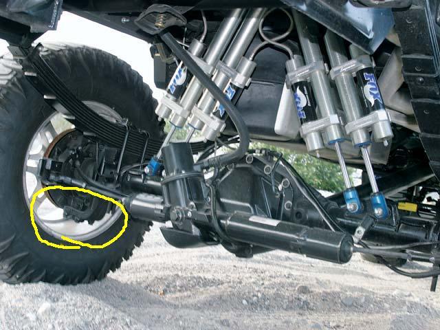 Denali Quadra Steer Rear 14 Bolt Pirate4x4 Com 4x4 And Off Road Forum