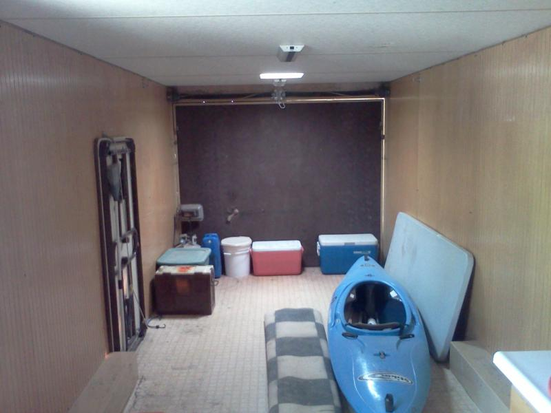 Towing And Living With Enclosed Trailers W Living Quarters