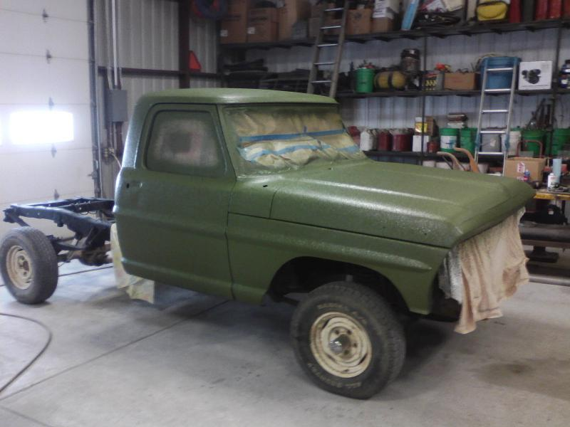I bought an old FORD pickup yesterday (not exciting) - Pirate4x4.Com ...
