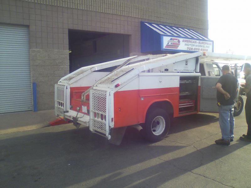 New Crawler Hauler! Ex U-Haul but not a box van! - Pirate4x4 Com