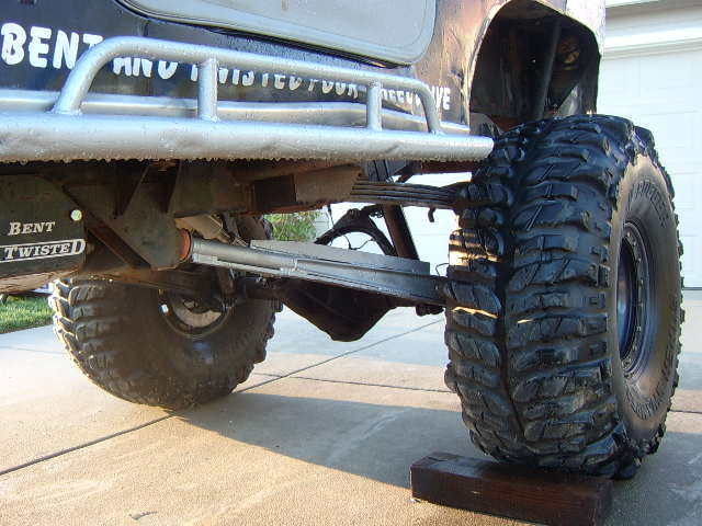 Rear radius arm set up - Pirate4x4.Com : 4x4 and Off-Road Forum