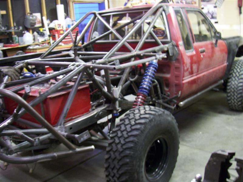 86 Toyota Full Baja Truck Pirate4x4 Com 4x4 And Off Road Forum