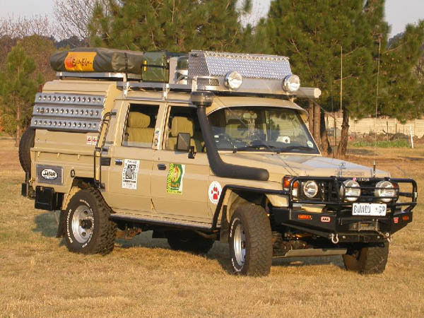 South African Land Cruiser Bakkie - Pirate4x4.Com : 4x4 and Off-Road ...