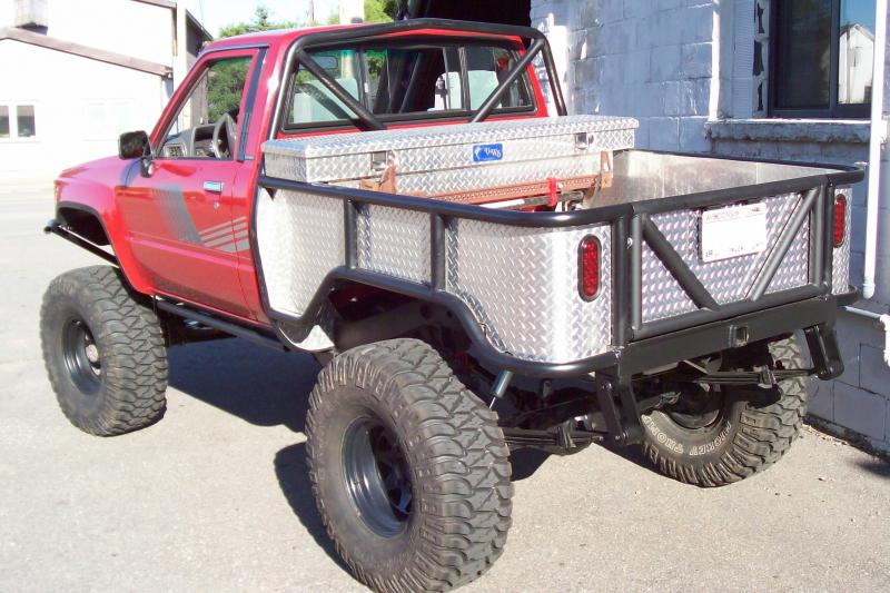 Custom bed pics - Pirate4x4.Com : 4x4 and Off-Road Forum