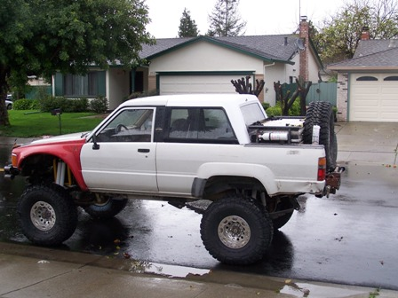 Runner soft top 4runner chopped top pics pirate4x4 com 4x4 and