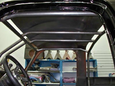 Exo Cage Or Roll Cage In Cab Pirate4x4com 4x4 And Off Road Forum