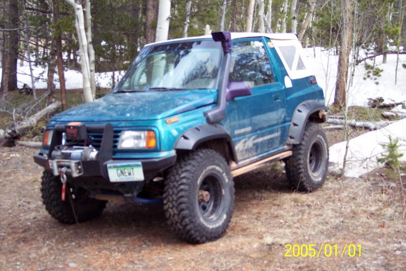 1995 suzuki sidekick - pirate4x4 : 4x4 and off-road forum