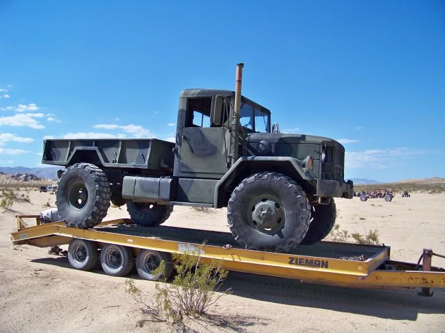 Military M35a2