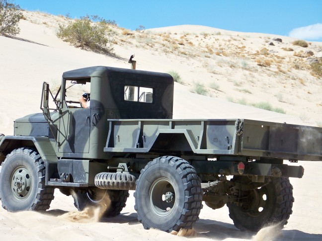 Which 4x4 vehicle [Archive] - Calguns net