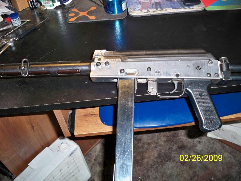 AK-47 Build - Screw, Rivet, Weld, Super Glue??? - Pirate4x4