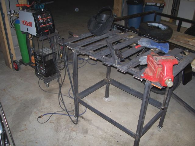 Outstanding Lets See Your Welding Tables Pirate4X4 Com 4X4 Download Free Architecture Designs Embacsunscenecom