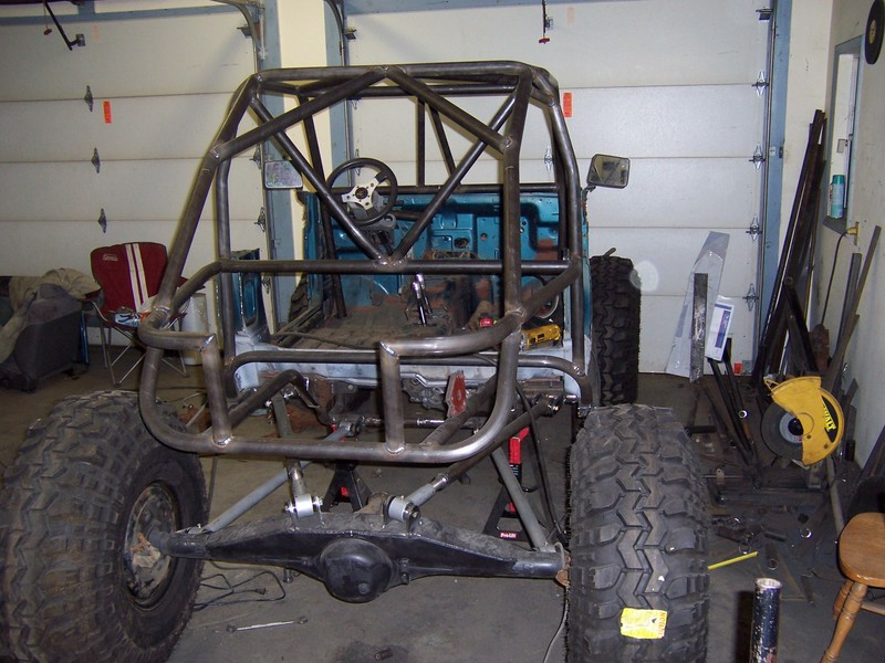 4-link Sami fabrication    - Pirate4x4 Com : 4x4 and Off-Road Forum