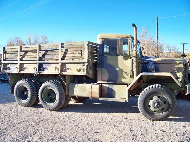 6 X6 Military Surplus Trucks http://www.pirate4x4.com/forum/miscellaneous/737968-military-6x6-deuce-very-nice-3500-a.html