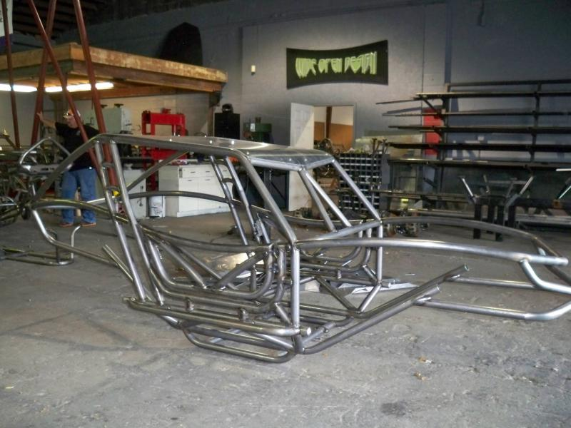 Wide Open Design S New Evolution Chassis 2 Seat Hill Killer