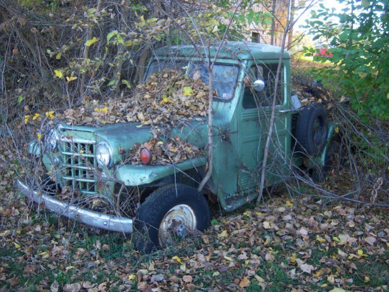 Project - Willys Pickup Build - Pirate4x4.Com : 4x4 and ...