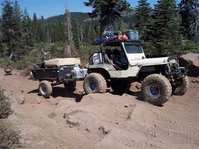 Off Road Teardrop Trailer Plans http://www.pirate4x4.com/forum/tow-rigs-trailers/488524-off-road-trailer-plans.html