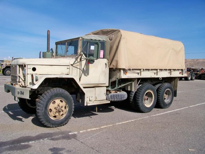 M35a2 Bobbed Deuce For Sale | Autos Weblog