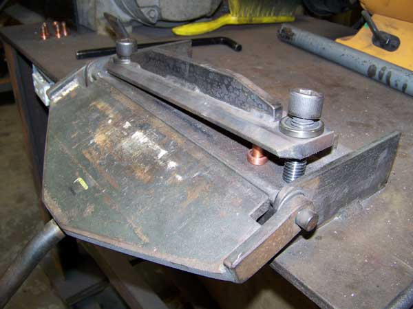 Home Made Sheet Metal Brake Pirate4x4 Com 4x4 And Off