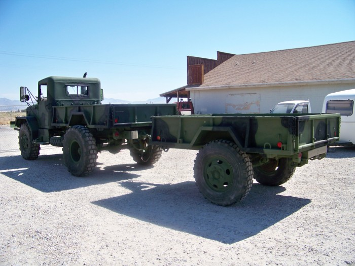 Deuce And A Half For Sale In Montana | Autos Post