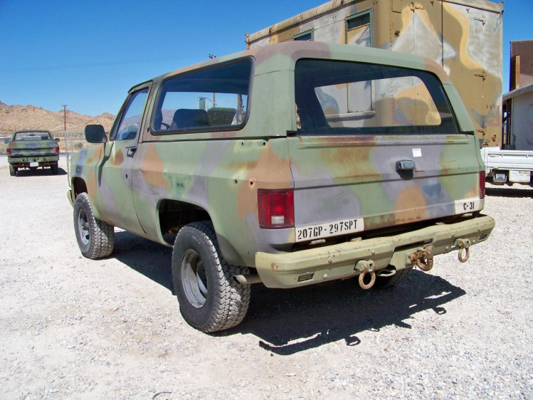 Nice M1009 CUCV Blazer! - Pirate4x4 Com : 4x4 and Off-Road Forum