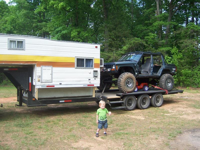 Homemade Pop Up Camper Toy Hauler Wow Blog