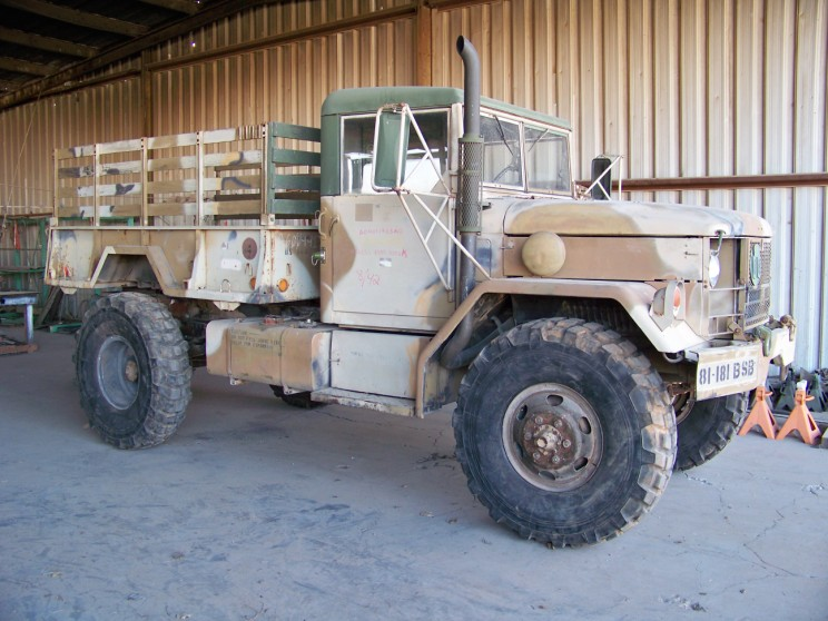 Picked up my 6x6 M35A2 Deuce! Ultimate BOV? NOW WITH PICS