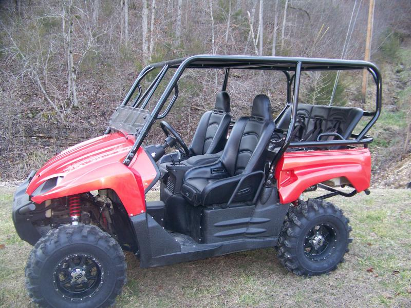 Kawasaki Teryx 4 Seater - Pirate4x4 Com : 4x4 and Off-Road Forum