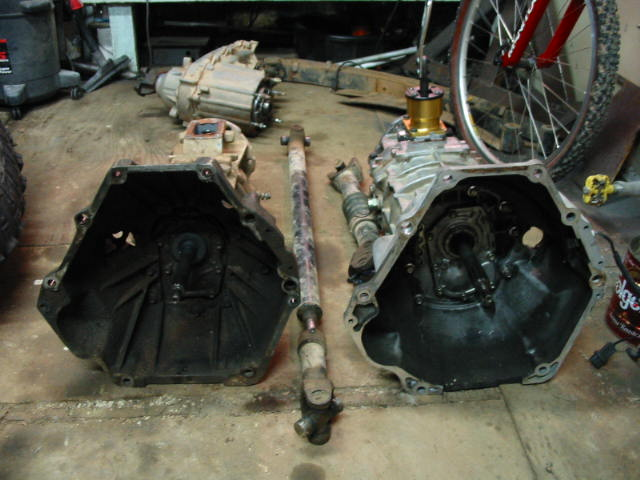 D L Ax Swap Update Img on Dodge Dakota Off Road