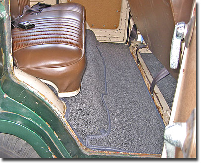 New Carpet Kit From Sor Installed Pics Pirate4x4 Com