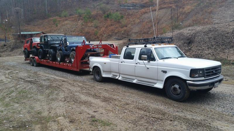 pics of me towing stuff     - Page 45 - Pirate4x4 Com : 4x4 and Off