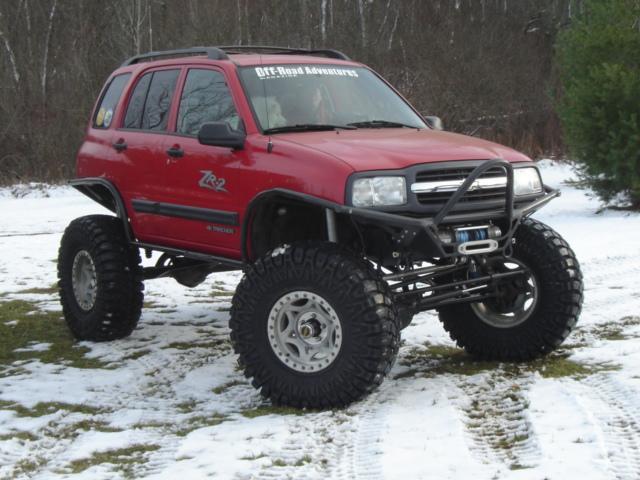 lift kit for 2004 tracker