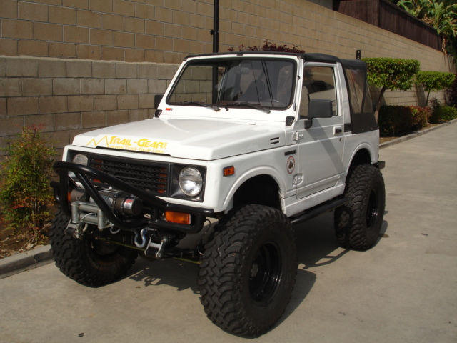 any stinger bumpers to buy retail for samurai - pirate4x4