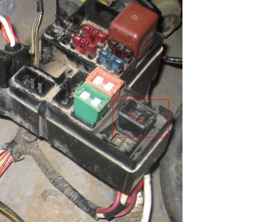 1986 toyota 22r fuse box 22re wont charge - pirate4x4.com : 4x4 and off-road forum 1986 rx 7 fuse box #15