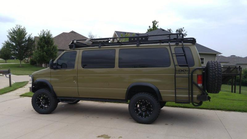 Sportsmobile 4x4 For Sale >> Let's see your expo van or 4x4 van pics! - Page 17 ...