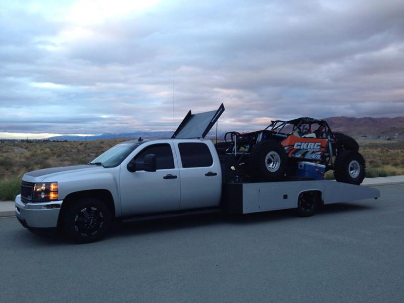 Chevy Flat Bed