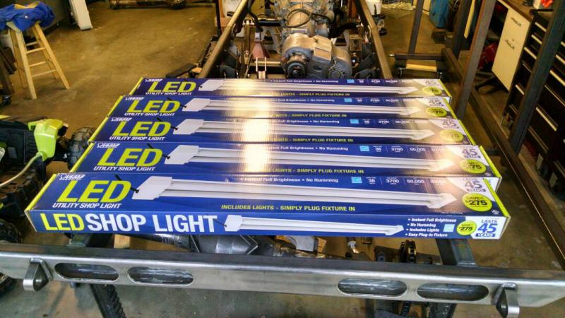 new product bb1b3 3d734 Costco LED shop lights - Pirate4x4.Com : 4x4 and Off-Road Forum
